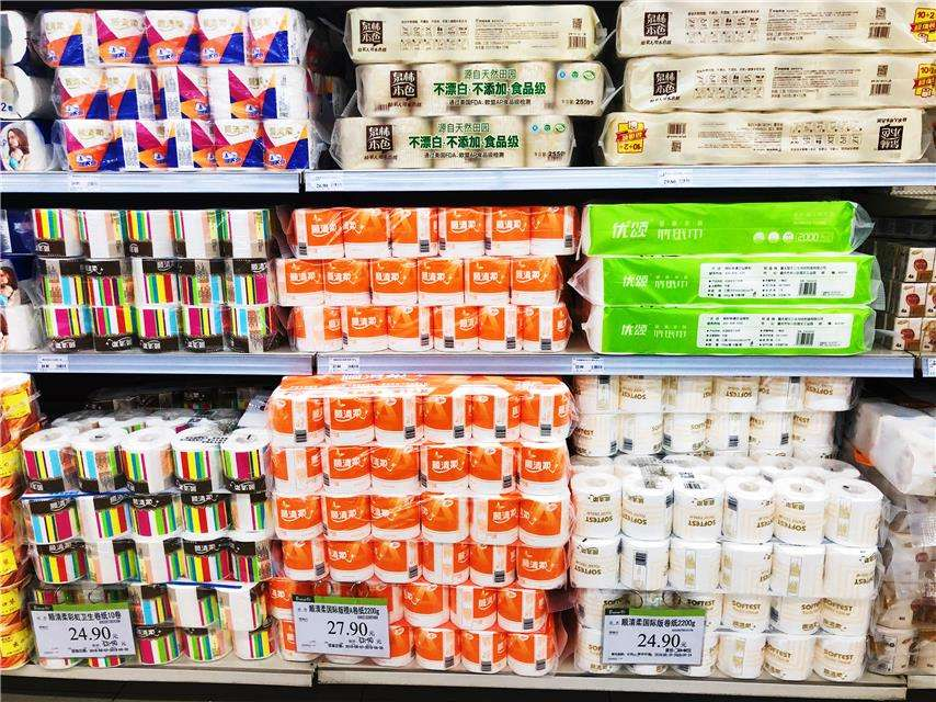 永辉超市摆放的产品.jpg