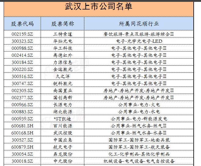 武汉上市公司股票.png