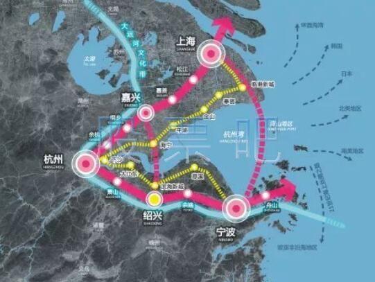 环杭州湾大湾区包含城市图.jpg